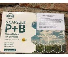 NATURAL CAPSULE PROPOLAIR  5 BUC- PROPOLIZATOR