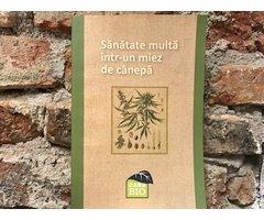 CARTE - SANATATE MULTA INTR-UN MIEZ DE CANEPA