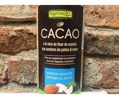 ECO CACAO CU ZAHAR DE COCOS 250 GR
