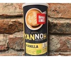 ECO CAFEA INSTANT DIN CEREALE CU VANILIE YANNOH FARA GLUTEN 150 GR