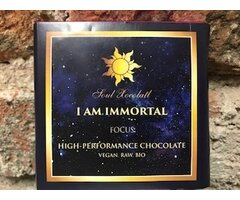 ECO CIOCOLATA TERAPEUTICA CRUDA BLESS I AM IMMORTAL 45 GR
