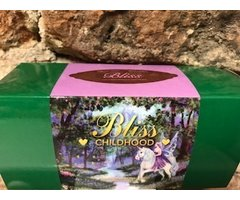ECO CIOCOLATA TERAPEUTICA CRUDA CHILDHOOD BLISS 110 GR