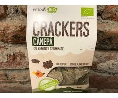 ECO CRACKERS CANEPA 80 GR