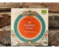 ECO GOLDEN CHAI IN HARMONY 10 PLICURI