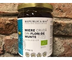 ECO MIERE CRUDA DIN FLORI DE MUNTE 70 GR
