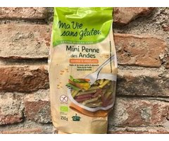 ECO MINI PENNE IN 3 CULORI 250 GR
