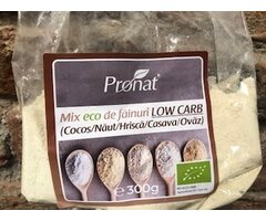 ECO MIX DE FAINURI LOW CARB 300 GR