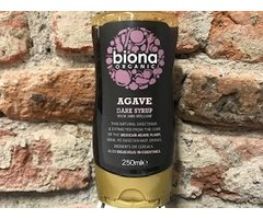 ECO SIROP DE AGAVE DARK 250 ML