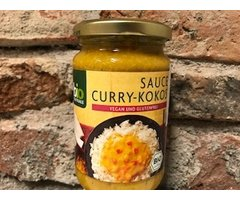 ECO SOS DE CURRY COCOS 340 GR