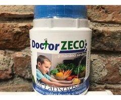 ECO ZEOLIT DOCTOR ZECO ABSORBANT PESTICIDE DIN FRUCTE SI LEGUME200 GR