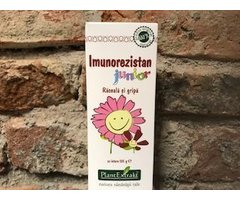 NATURAL IMUNOREZISTAN JUNIOR PLANT 100 ML
