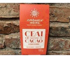 NATURAL CEAI DIN BOABE DE CACAO CU FRUNZE DE ROOIBOA 100 GR