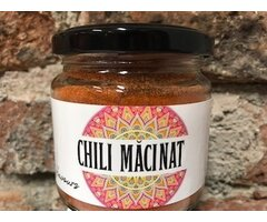 NATURAL CHILLI MACINAT 80 GR