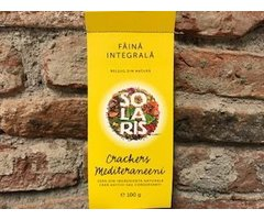 NATURAL CRACKERS MEDITERANEENI 100 GR