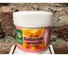 NATURAL CREMA GALBENELE+PROPOLIS 40 GR