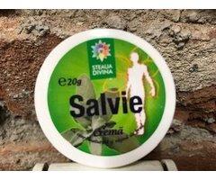 NATURAL CREMA SALVIE 20 GR