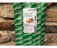 NATURAL FAINA DE MIGDALE 500 GR