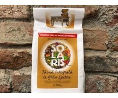 NATURAL FAINA INTEGRALA DE GRAU SPELTA 500 GR