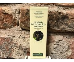 NATURAL GEMODERIVAT MUGURI DE COACAZ NEGRU 15 ML