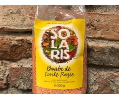 NATURAL LINTE ROSIE 500 GR