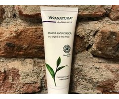 NATURAL MASCA ANTIACNEICA CU ARGILA SI TEA TREE 75 ML