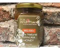 NATURAL MIERE CRUDA DE MANUKA 200+