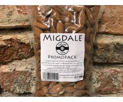 NATURAL MIGDALE 300 GR