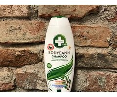 NATURAL SAMPON BODYCANN CU CANEPA BIO 250 ML