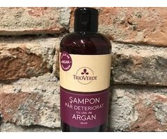 NATURAL SAMPON PAR DETERIORAT CU ULEI DE ARGAN 250 ML