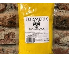 NATURAL TURMERIC 300 GR