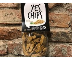 NATURAL YES CHIPS LINTE SI SUSAN 80 GR