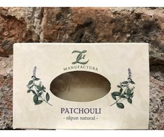 NATURAL SAPUN DE PATCHOULI 100 GR