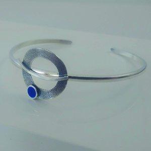 Bratara Blended Shades - Argint 925