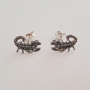 Cercei Scorpion - Argint 925