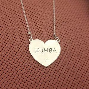 Lantisor Inima - Zumba - Argint 925