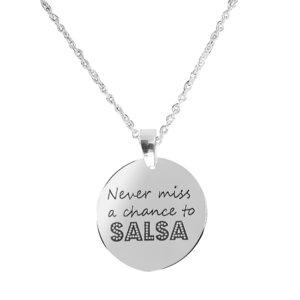 Lantisor Salsa - Argint 925
