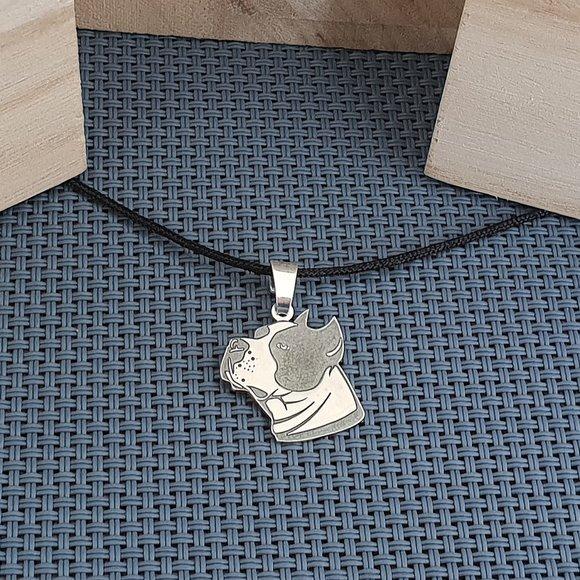 Pandantiv Amstaff - Argint 925