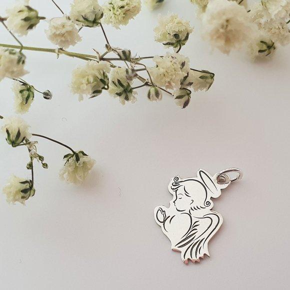 Pandantiv Ingeras - Argint 925