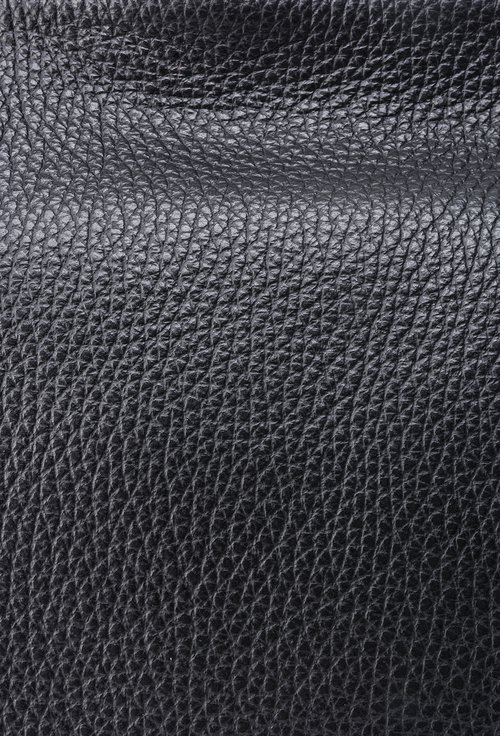 Geanta neagra din piele naturala Ria