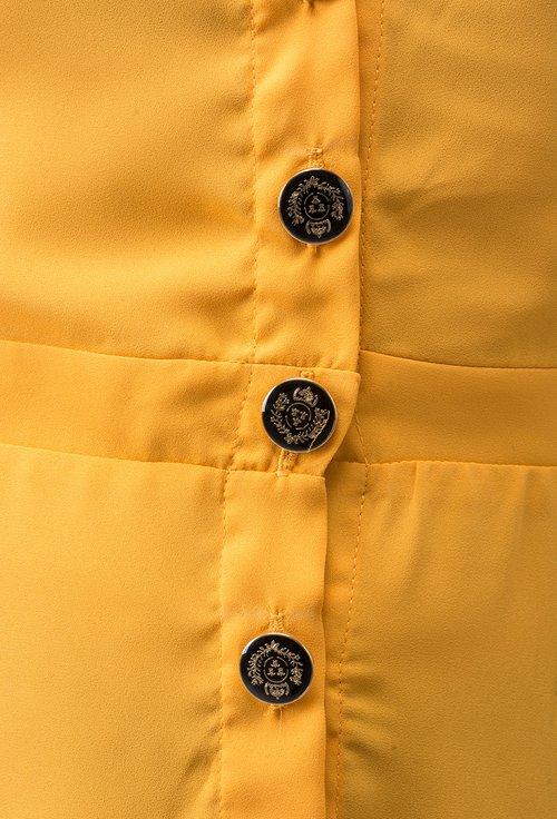 Bluza galben-mustar Claire