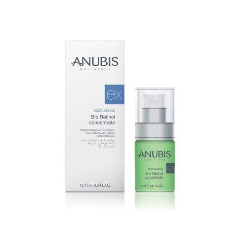 Concentrat cu retinol- Anubis Excellence Bio-Retinol Concentrate 15 ml