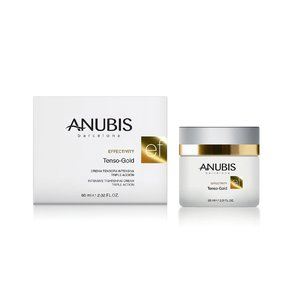 Crema anti-rid, cu tripla actiune- Anubis Effectivity Tenso Gold Cream 60 ml