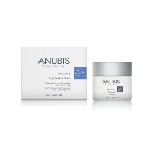 Crema cu caviar si complex AHA- Anubis Excellence Glycoviar Cream 60 ml