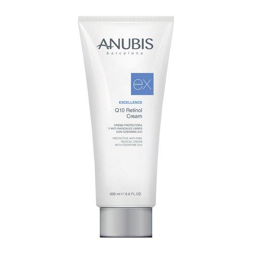 Crema cu retinol si Q10 - Anubis Excellence Q10 Retinol Cream 200 ml