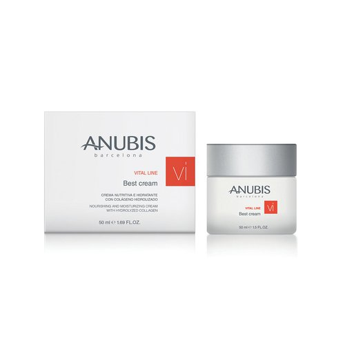 Crema hidratanta cu colagen marin- Anubis Vital Line Best Cream 50 ml