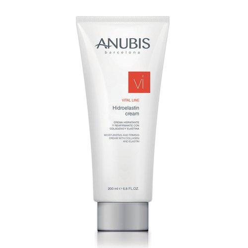 Crema nutritiva cu colagen si elastina- Anubis Vital Line Hidroelastin Cream 200 ml