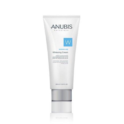 Crema pentru tenul pigmentat- Anubis Shining Line Whitening Cream 200 ml
