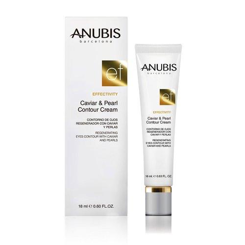 Crema pentru zona ochilor cu caviar si perle- Anubis Effectivity Caviar & Pearl Contour Cream 18 ml