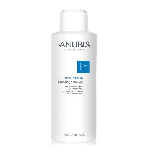 Demachiant sub forma de gel- Anubis Total Hydrating Cleansing Cremi-Gel 1000 ml