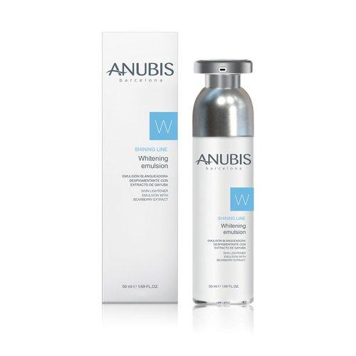 Emulsie pentru tenul pigmentat- Anubis Shining Line Whitening Emulsion 50 ml